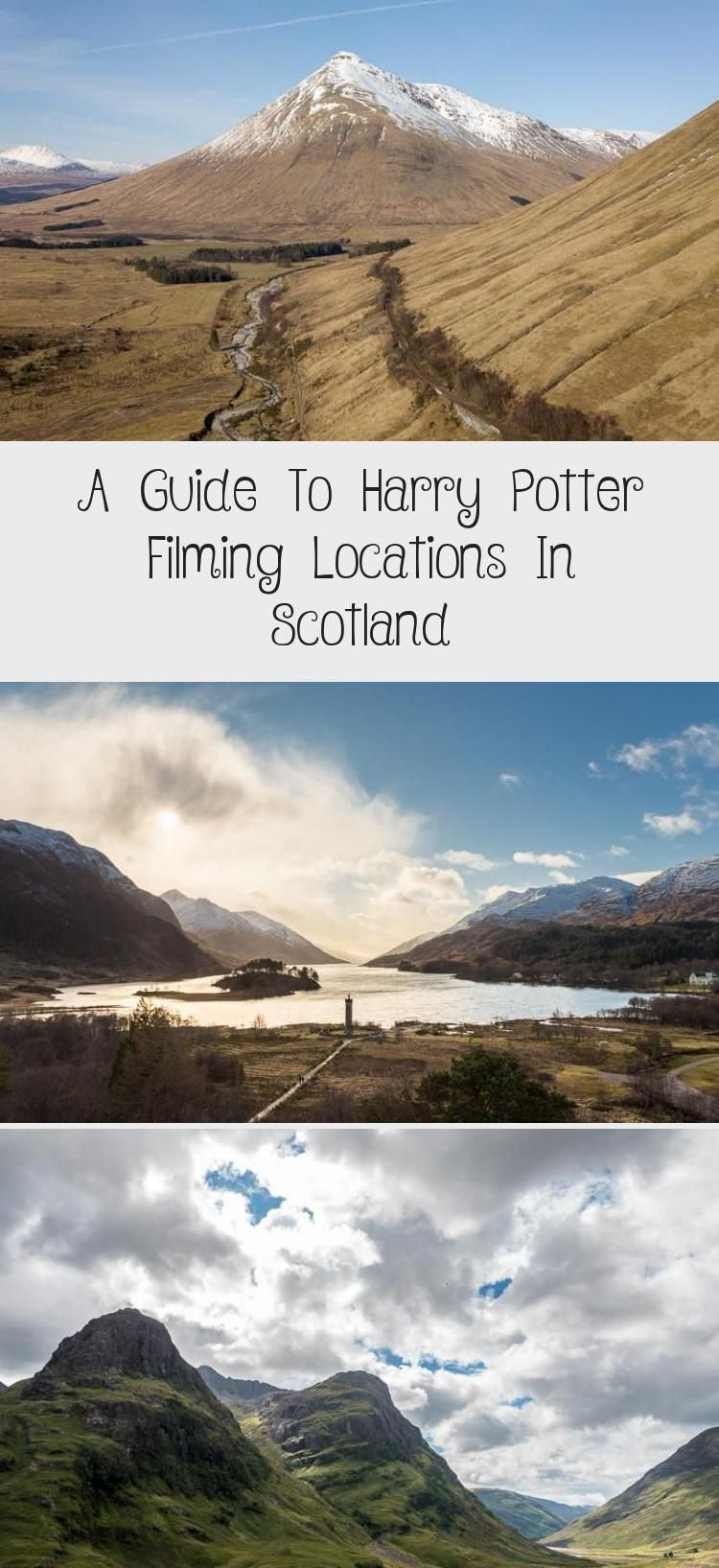 A Guide To Harry Potter Filming Locations In Scotland Travelling Filming Locations Harry Potter Filming Locations Movie Locations