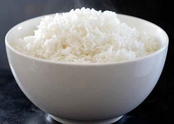 A Half Cup Of White Drained Long Grain Rice Or 1 Cup Of Brown Long Grain Rice Has 1 Milligram Of Iron A How To Cook Rice Rice On The Stove
