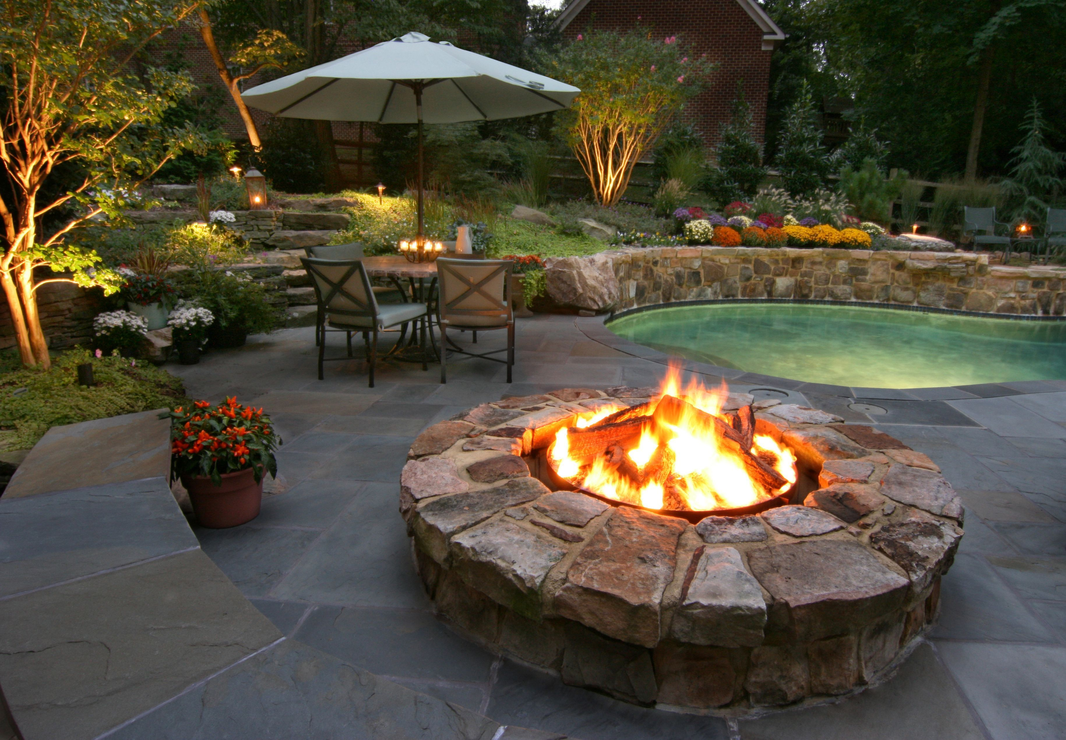 marvelous 25 outdoor fire pit patio design ideas for cozy on wow awesome backyard patio designs ideas for copy id=34608