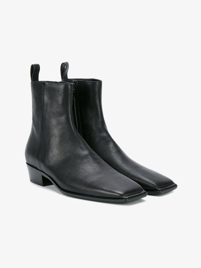 Tenson Sec Junior Shoes Black