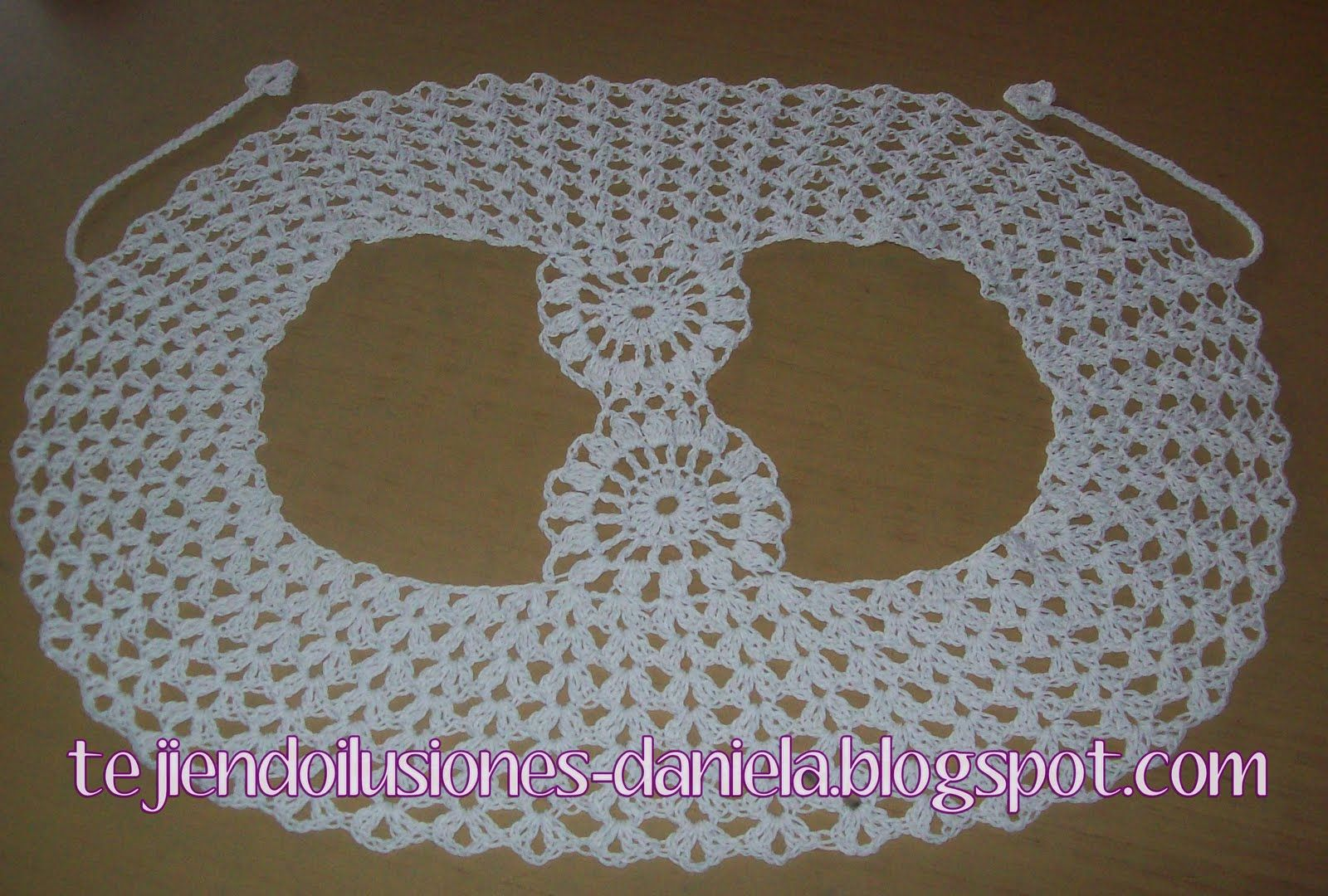 tejido crochet y artesanías: Chaleco redondo: nuevo modelo ...