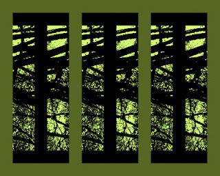 Forest in Green. By kasquebrado.