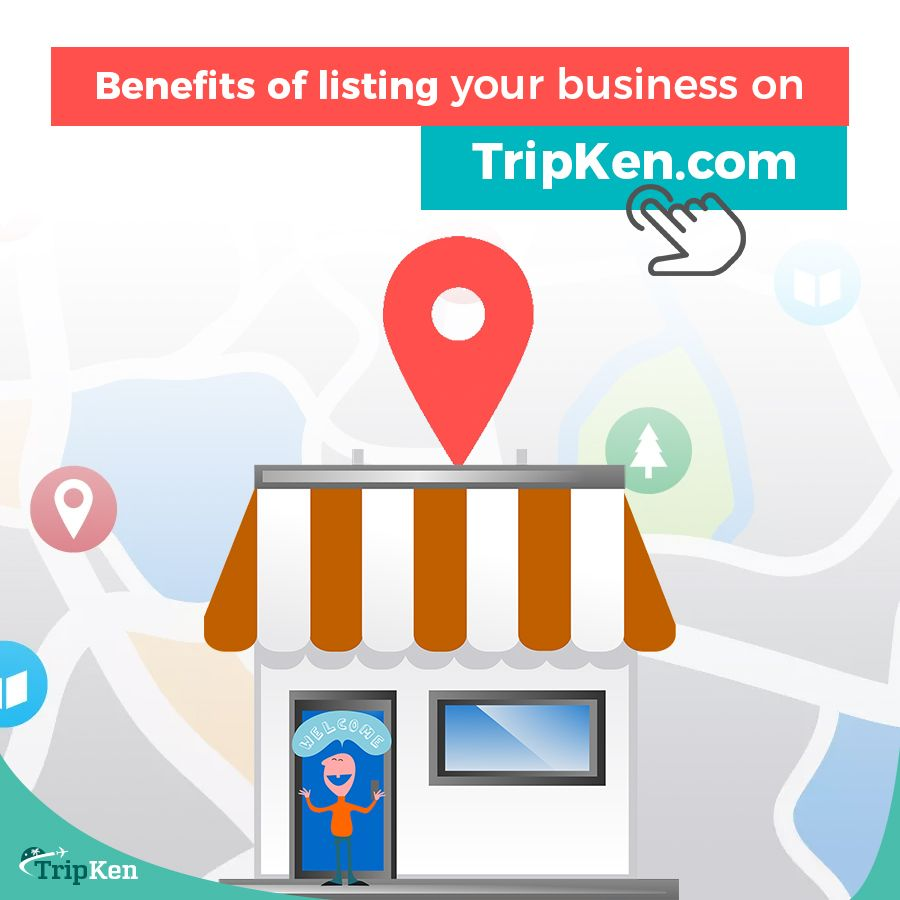 Benefits of listing your business on TripKen com - - Free