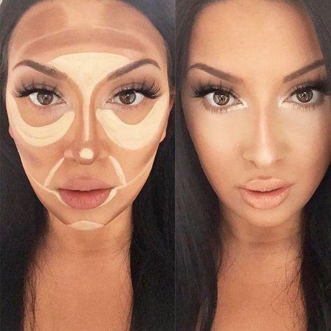 50 ideas makeup contour for beginners tutorials step
