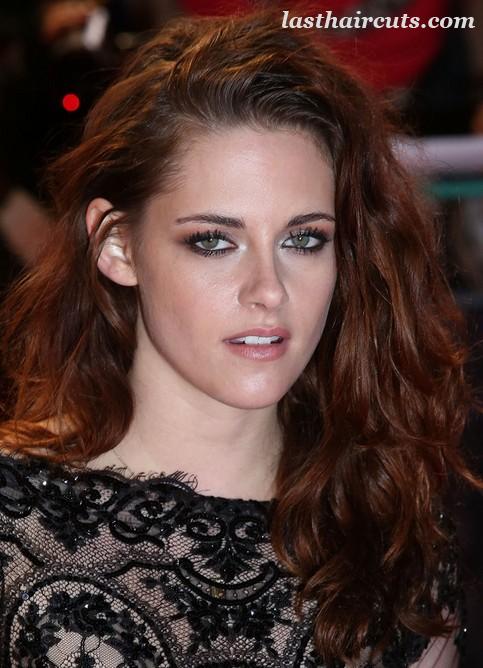 26 Kristen Stewart Hairstyles-Kristen Stewart Hair Pictures #CelebrityHaircuts