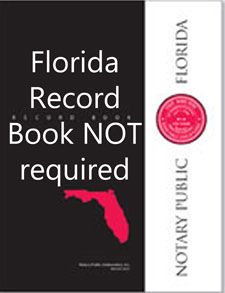 Florida Notary Record Book Still Not Required Only Recommended Florida Notary Notary Recorded Books