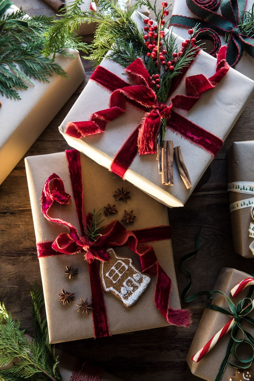 Christmas Gift Wrapping Ideas Kerstmis Diy Geschenken Inpakken