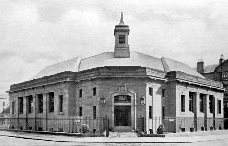Whiteinch Library, Glasgow