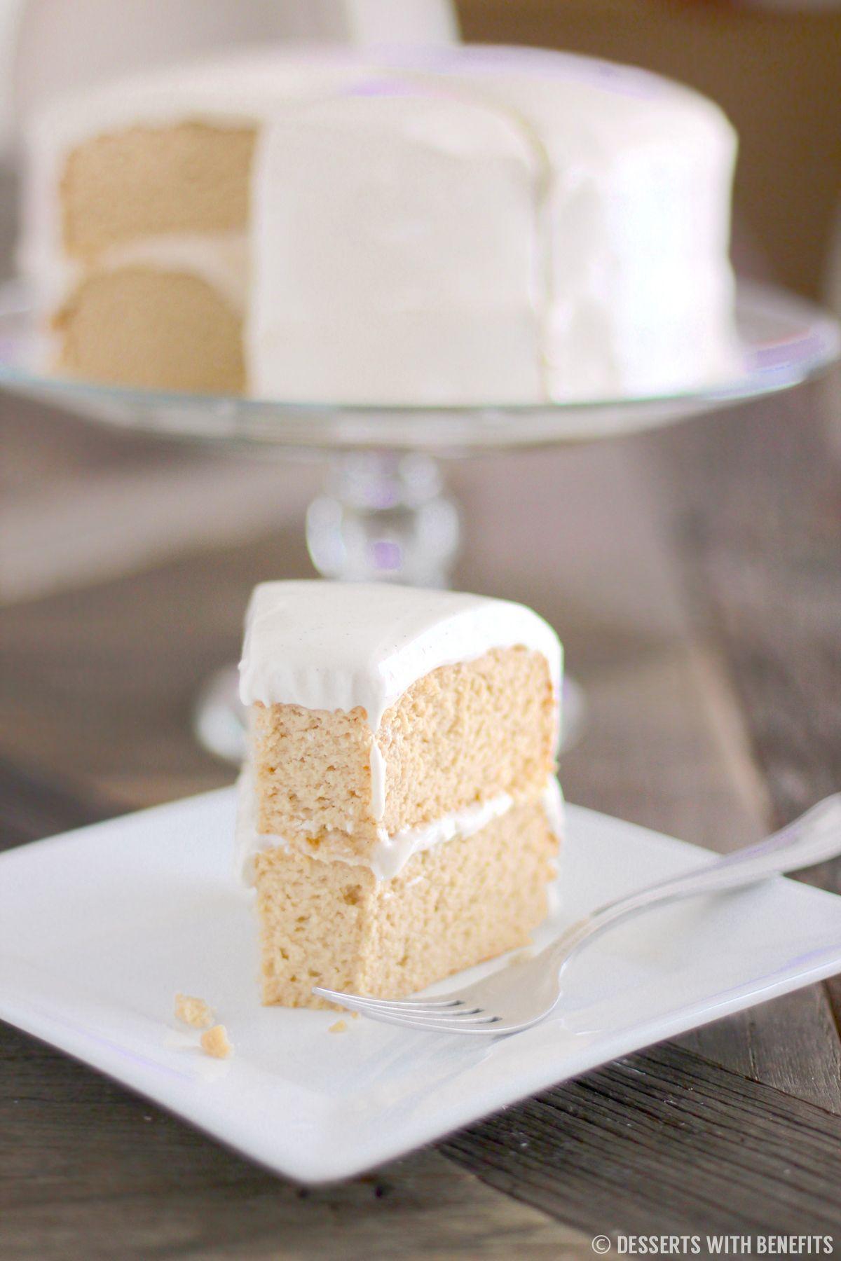 Sugar free cake frosting recipe