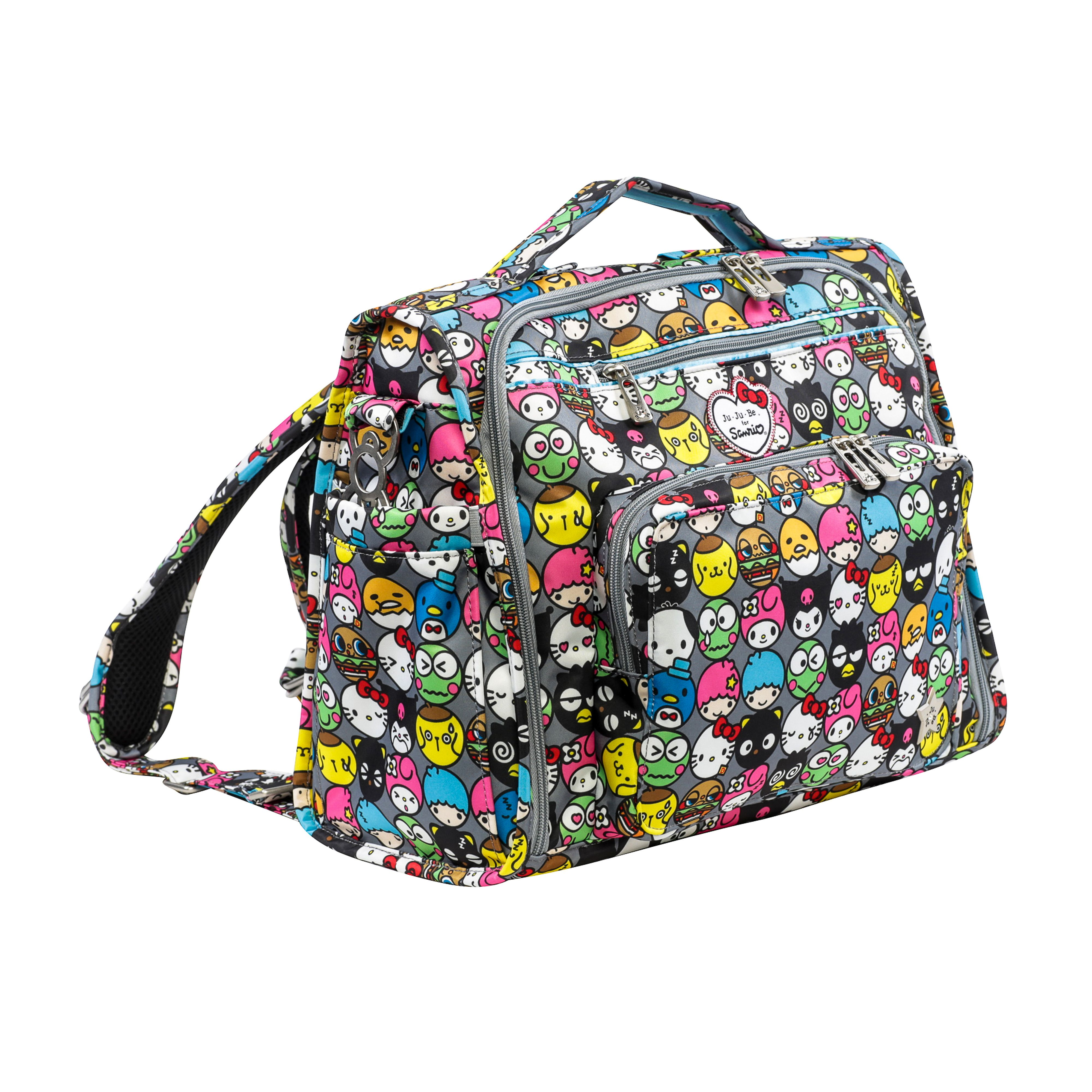 5e15818ec5 Ju-Ju-Be for Hello Kitty  B.F.F. in Hello Friends € 174.95   £ 145.00.~  Machine washable diaper bag to exceed all your needs as a mom. B.F.F. This  bag will ...