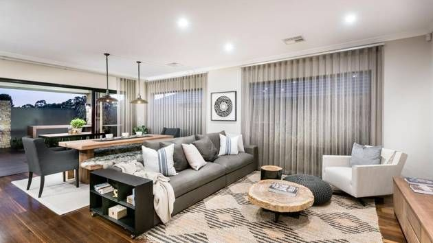 How Interior Designers Style New Display Homes