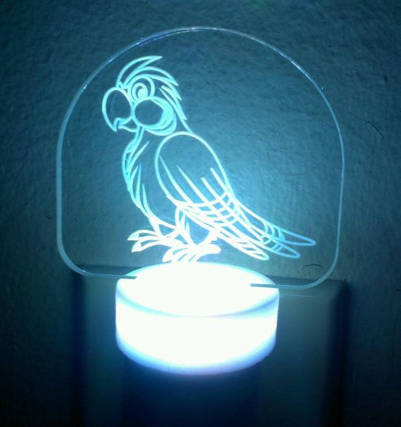 Pin On Lamp Design Acrylic Laser Cut Night Light