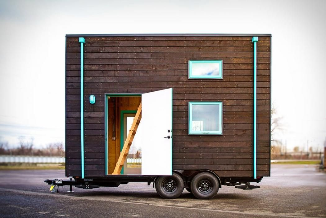 bauanleitung f r ein mini haus auf vier r dern mustxhave tiny house pinterest haus. Black Bedroom Furniture Sets. Home Design Ideas