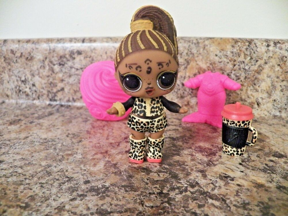 LOL Surprise Doll GOO-GOO QUEEN Under Wraps Series 3 Toy for girl Authentic
