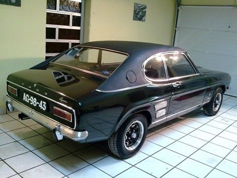 Ford Capri 3000gt With Images Ford Capri