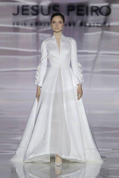 Photo of Die neue Kollektion von Jesus Peiró 2019: Brautkleider, die Sie nicht verpassen sollten!