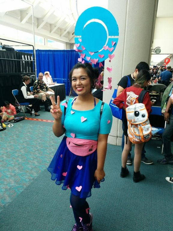 Best Pokestop At San Diego Comic Con R Pokemongo Pokemon Costumes Cosplay Costumes Pokemon Halloween