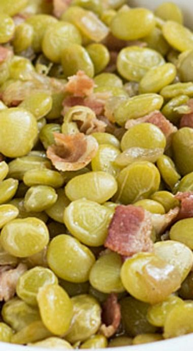 Photo of Southern Butter Beans
