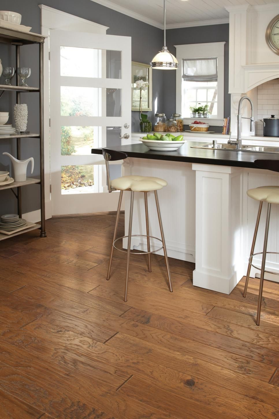 Sequoia Hickory Creates A Rustic Time Worn Visual Thatu0027s Highly Sought For  Todayu0027s ...