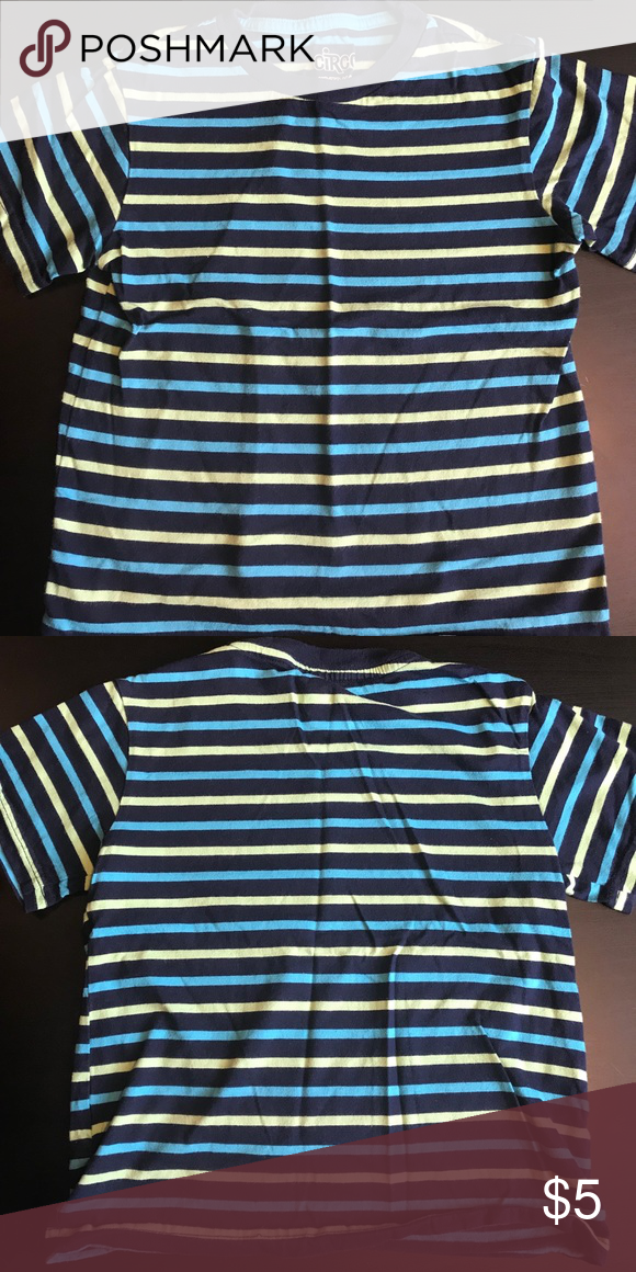 b37c3eeb5 Boys Circo Striped Boys Tee Shirt Gently worn. Size XS (4-5) Circo Shirts & Tops  Tees - Short Sleeve