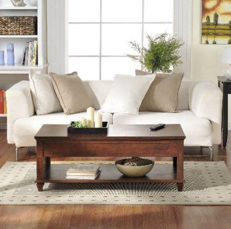 Amazon Altra Furniture Extension Coffee Table Decor