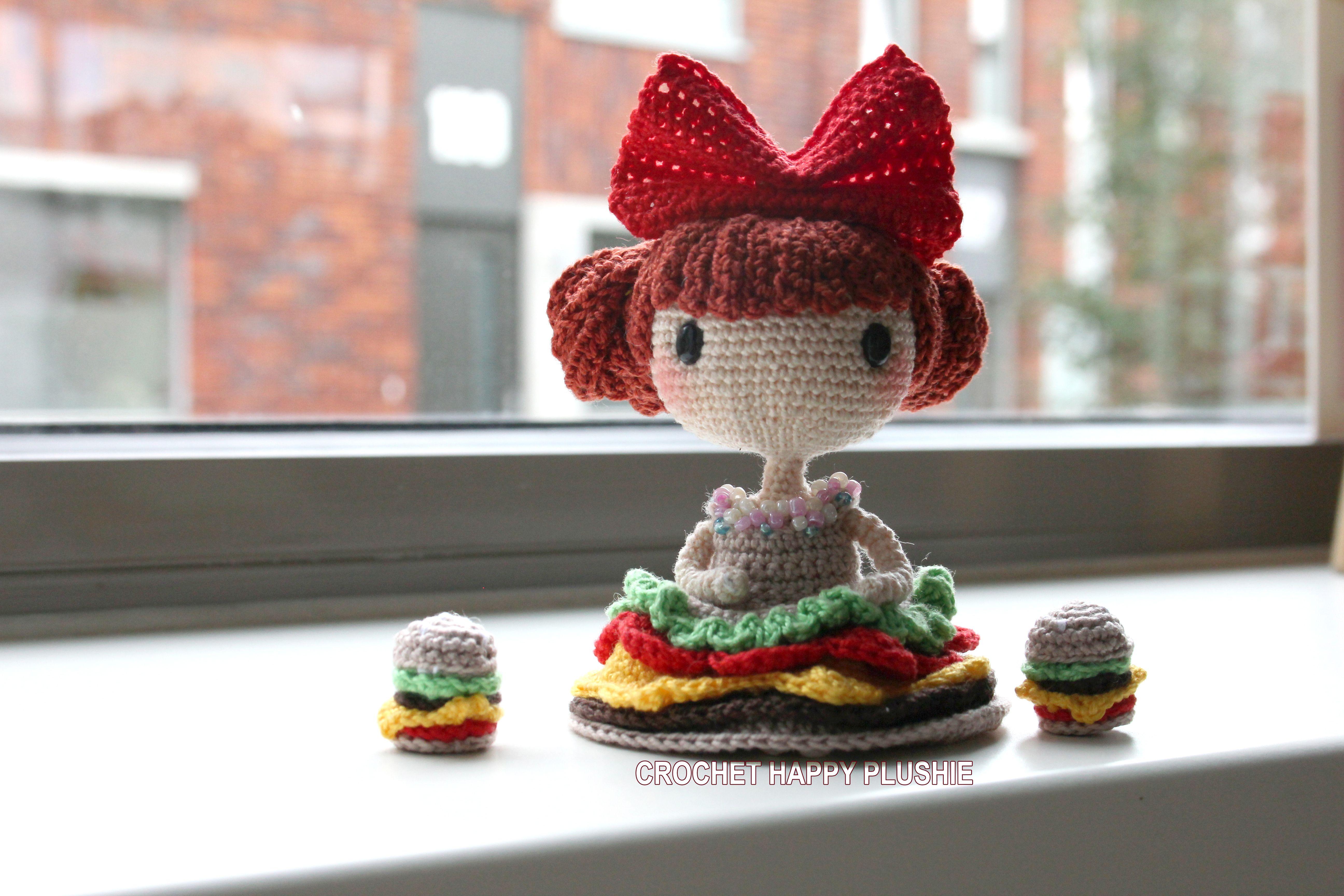 Amigurumi Doll Anime : Mini totoro amigurumi doll crochet doll toys unique toys rare