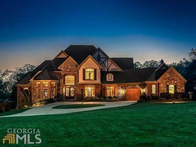 16 photos of Shaq's new million-dollar mansion | Celebrity Homes