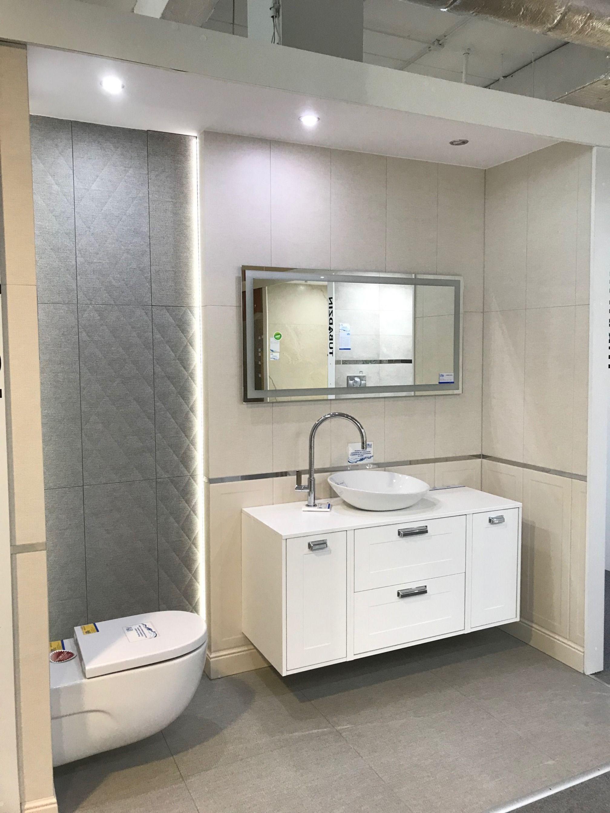Kolekcja Mebli Lazienkowych Inge New W Blu Salon Lazienek Rumia Naszemeblenaszapasja Elitameble Lighted Bathroom Mirror Bathroom Mirror Bathroom Lighting