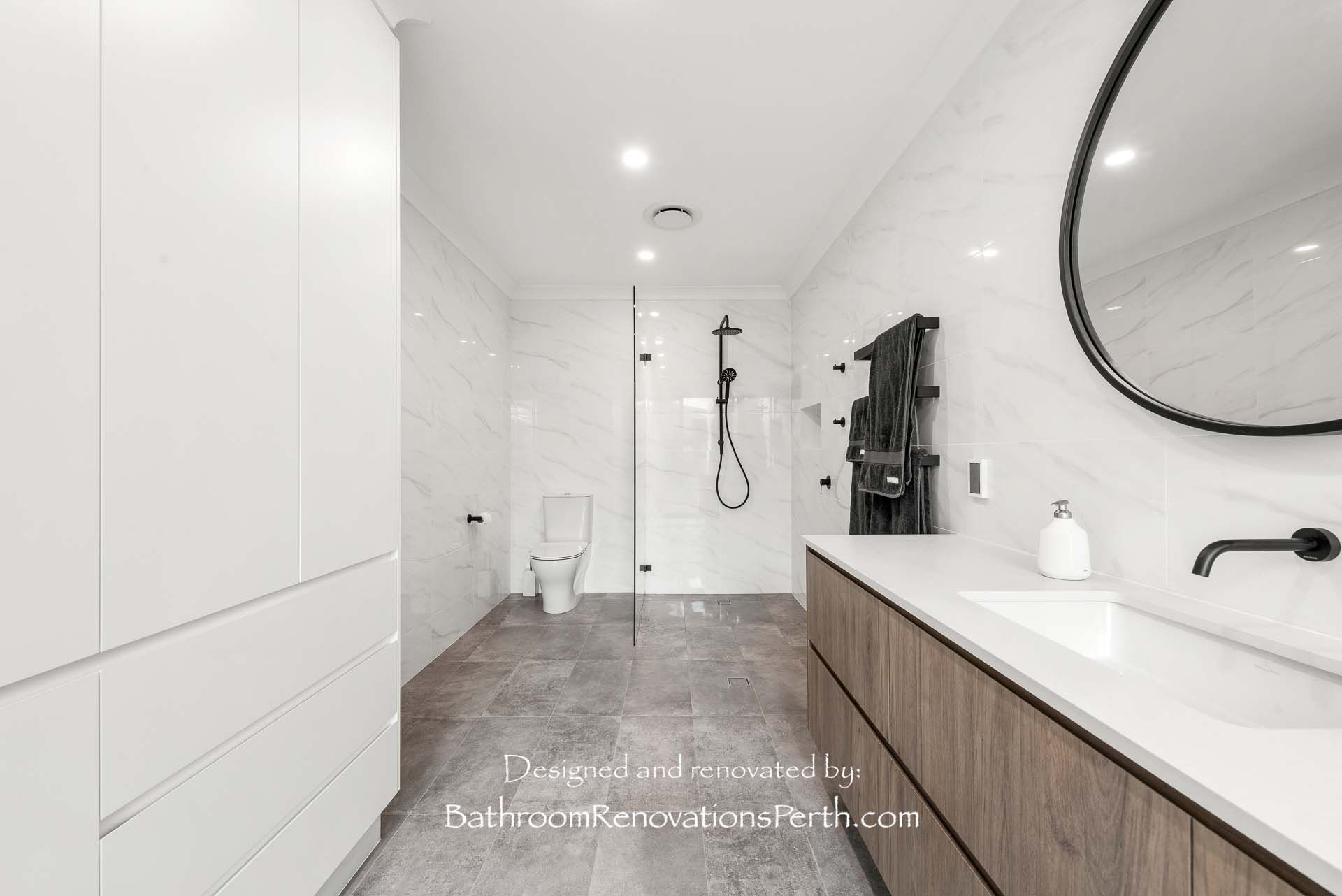 Gallery in 2020 bathroom renovations perth bathroom
