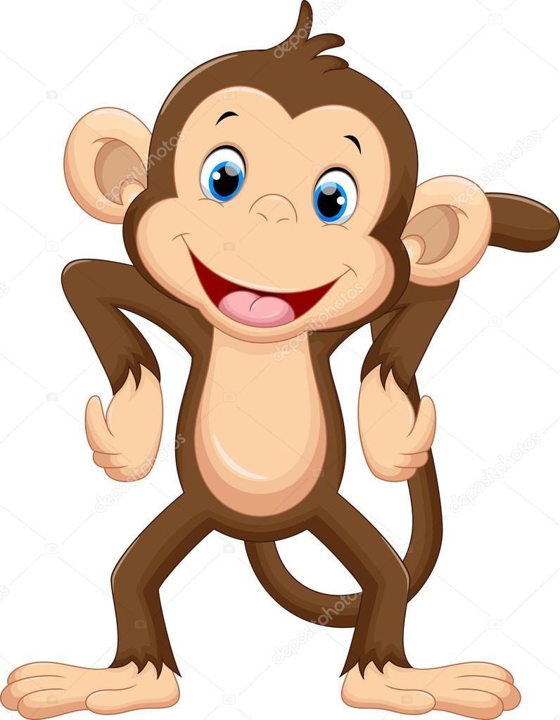 Apotelesma Eikonas Gia Maimoy Kartoyn Animales Para Imprimir Dibujos De Animales Tatuajes De Monos