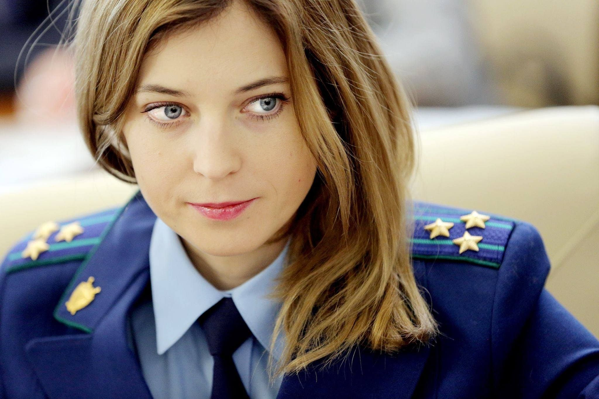 Why Poklonskaya married