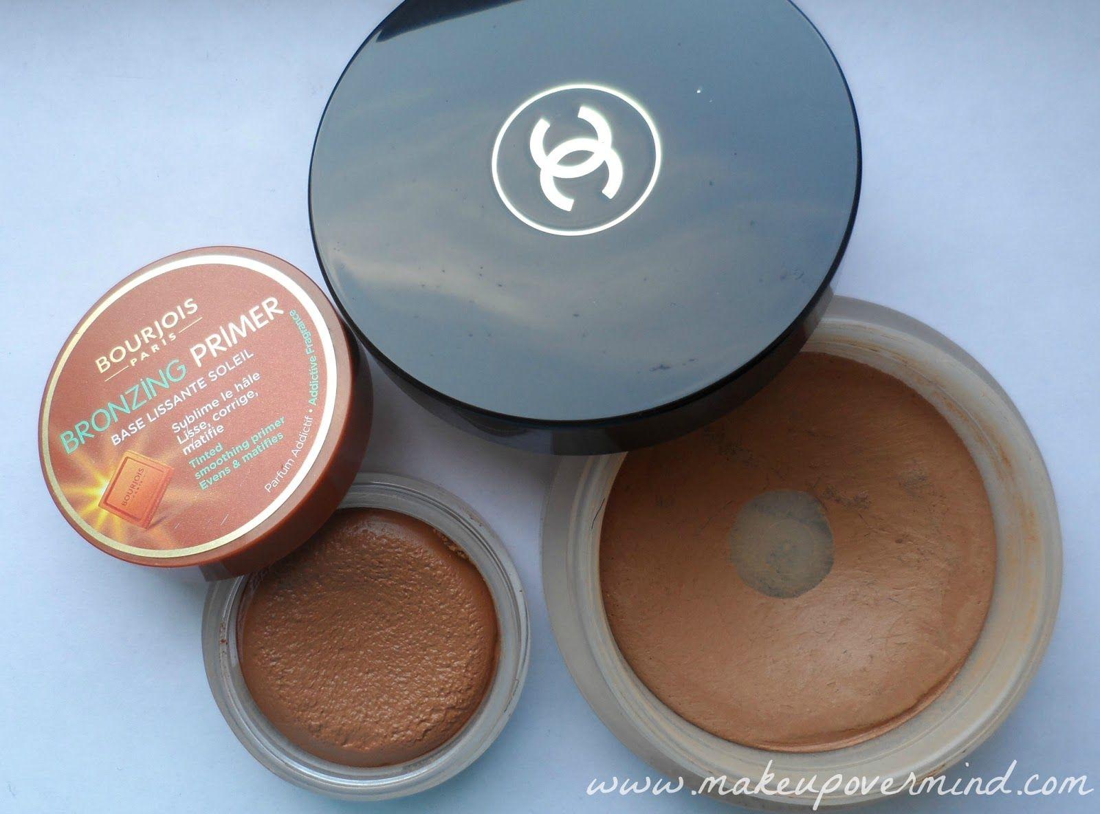 Makeup Over Mind Review Bourjois Bronzing Primer Vs Chanel Soleil Parfum Putri Tan De