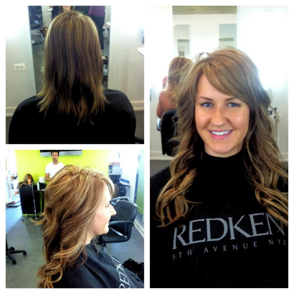 Extensions Done By Jen Arias At Bliss Hair Extensions By Bliss