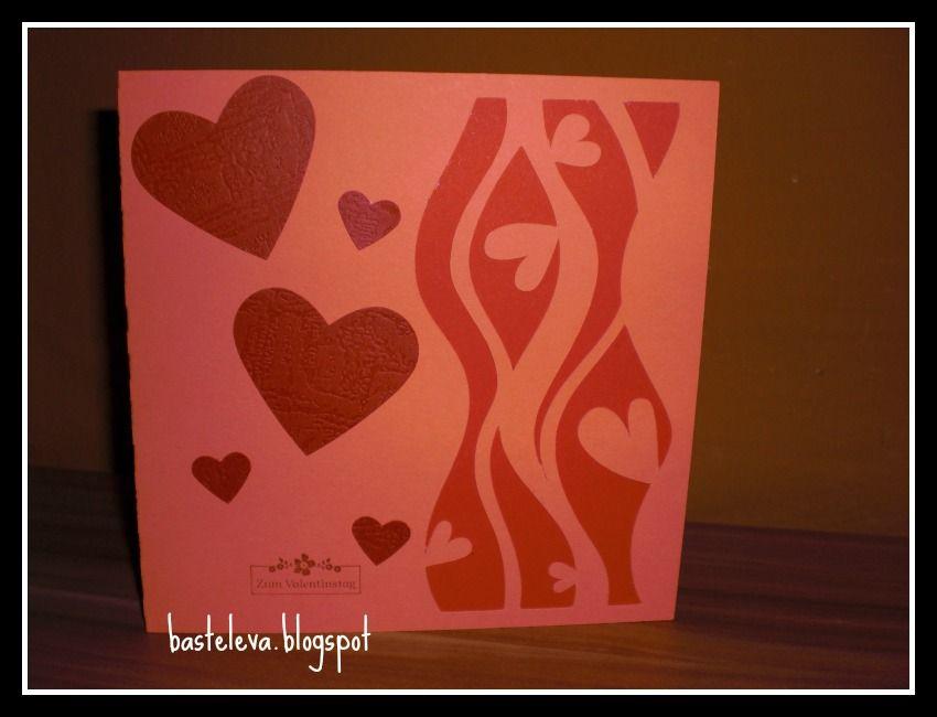 Valentinskarte Für Meinen Schatz