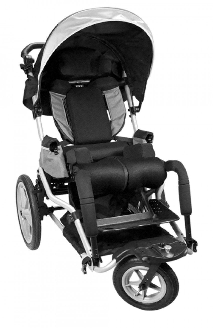 Dyno Transit Folding 3Wheeler Stroller by Leggero
