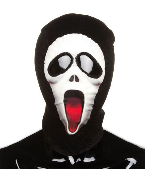 0d3c9866b0f Scream Two Hole Ski Mask Beanie Balaclava