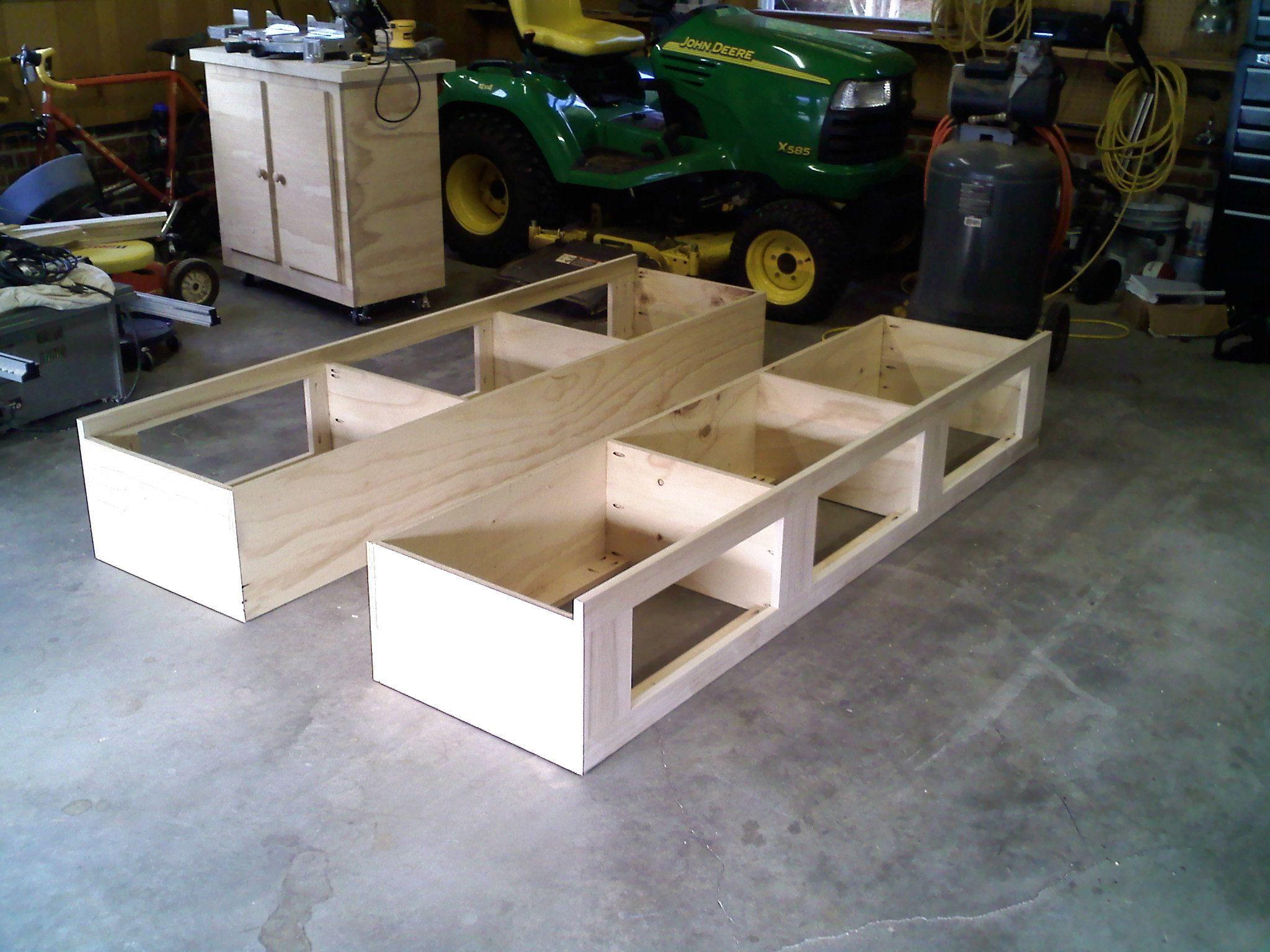 Woodwork Platform Bed Plans Full Size Pdf Plans Bed Frame Plans