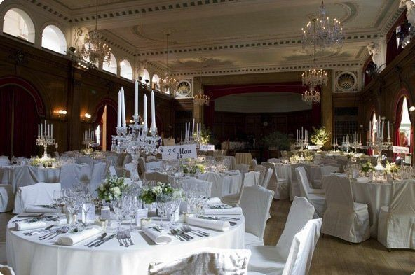 An Original Period Wedding Venue Porchester Hall For The Perfect In London