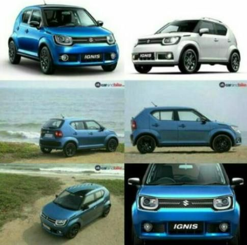 Harga Kredit Suzuki Ignis 2017 Mobil