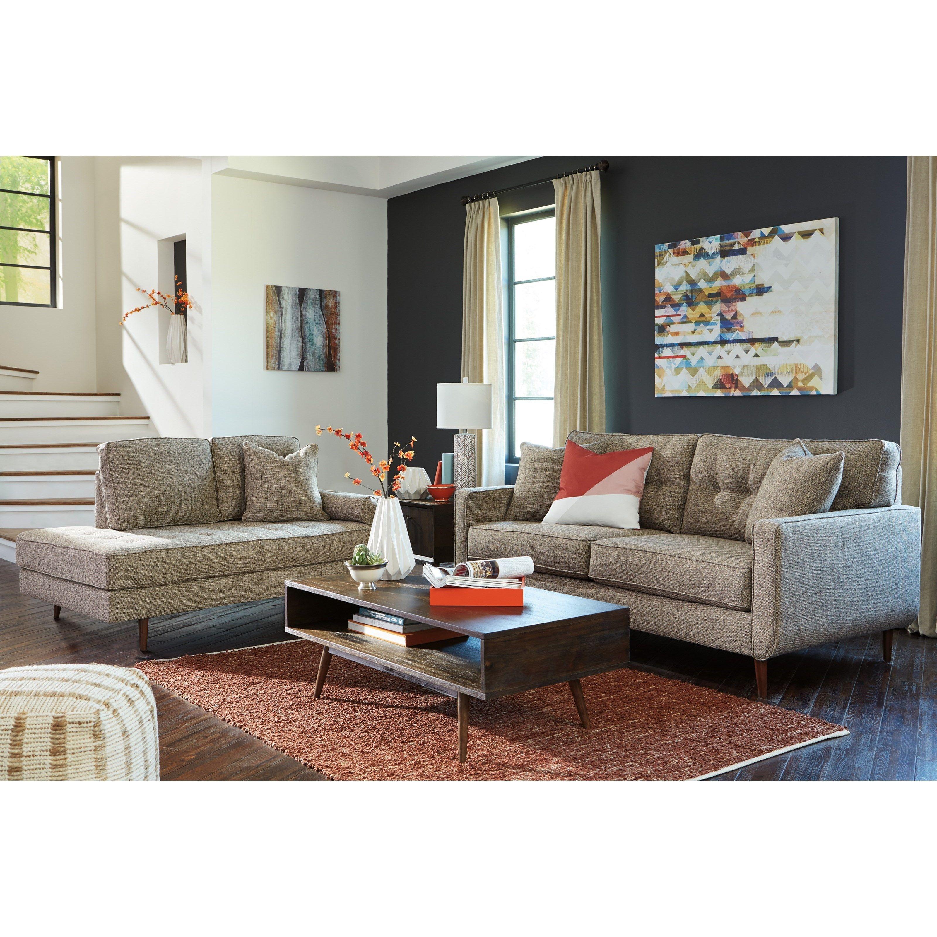 Dahra Stationary Living Room Group By Benchcraft Living Room Sets Ashley Furniture Furniture