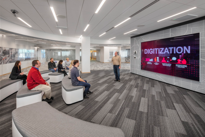 Office Tour Rockwell Automation Customer Experience Center