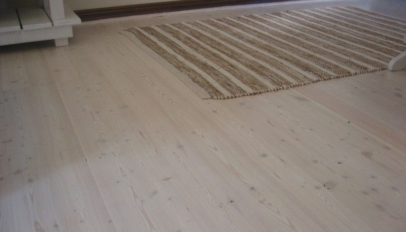 Zimbos Trading Solid Siberian Larch Wooden Flooring And Decking