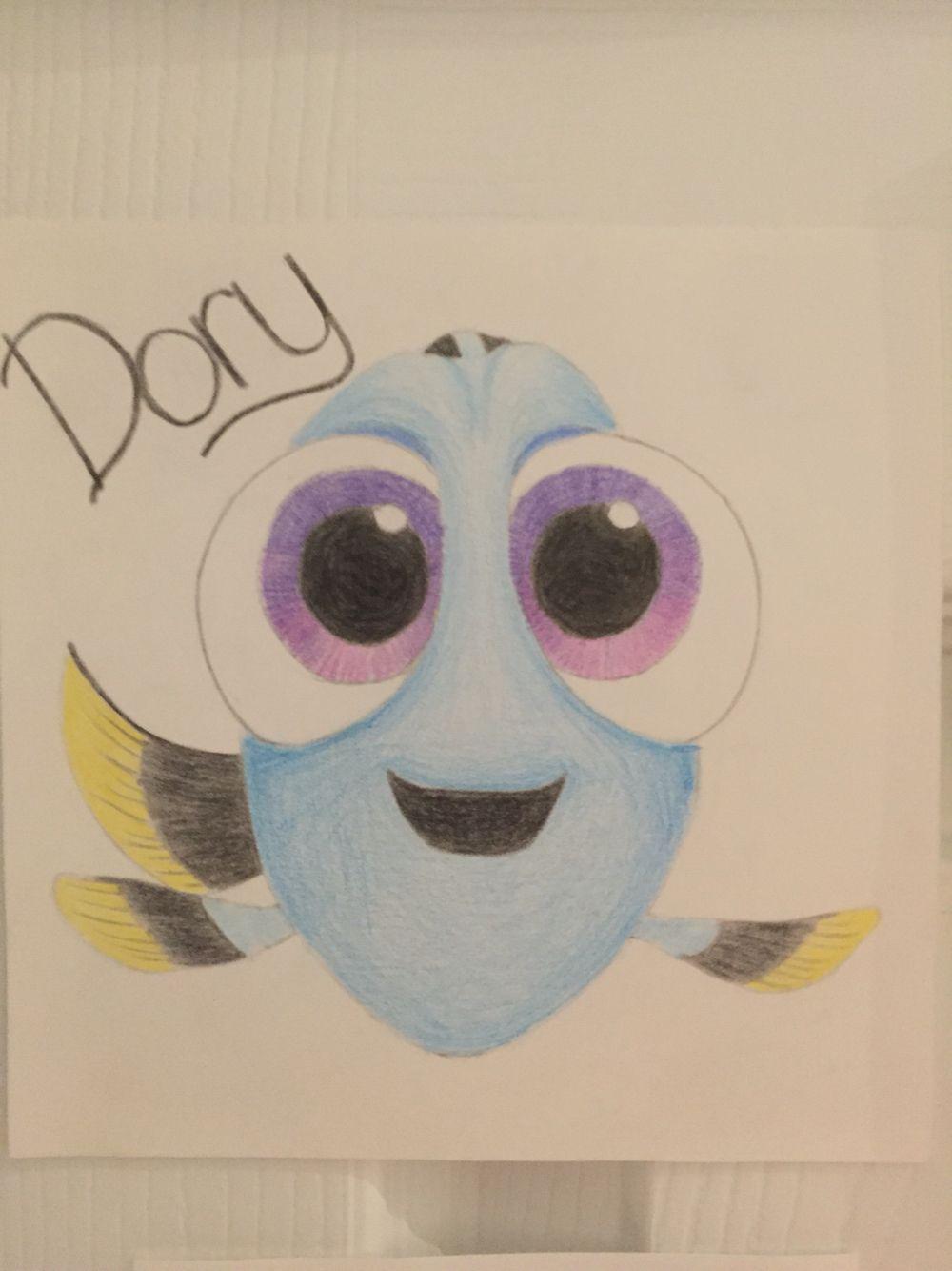 Baby Dory Scetches Arte Disney Matita Und Idee Per Disegnare
