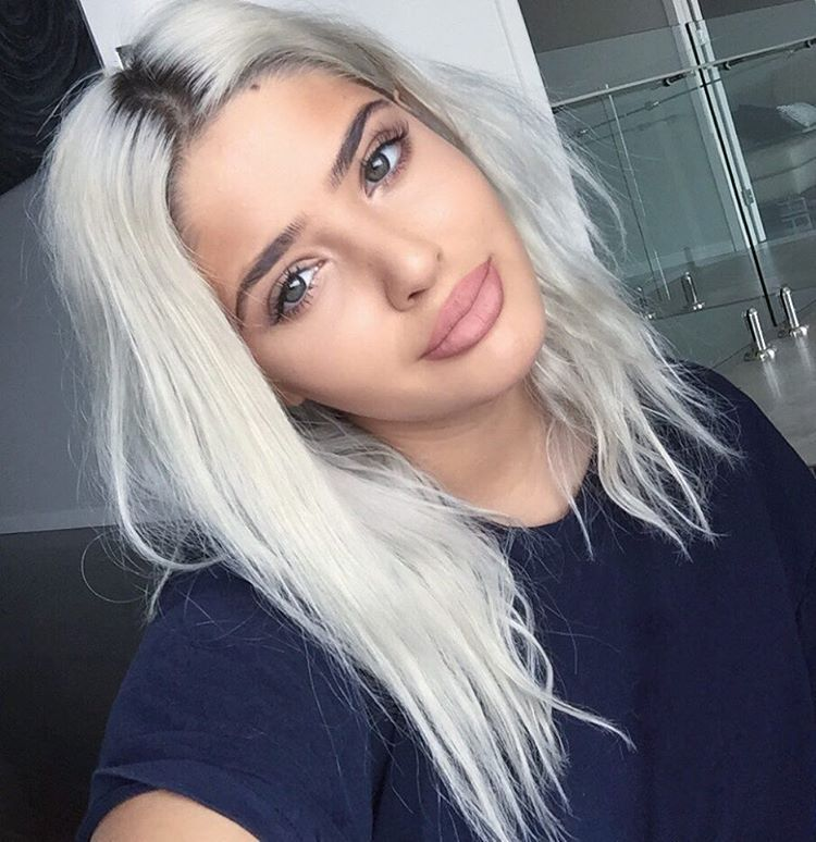 Milanastano On Instagram White Hair Color Bleach Blonde Hair Platinum Blonde Hair
