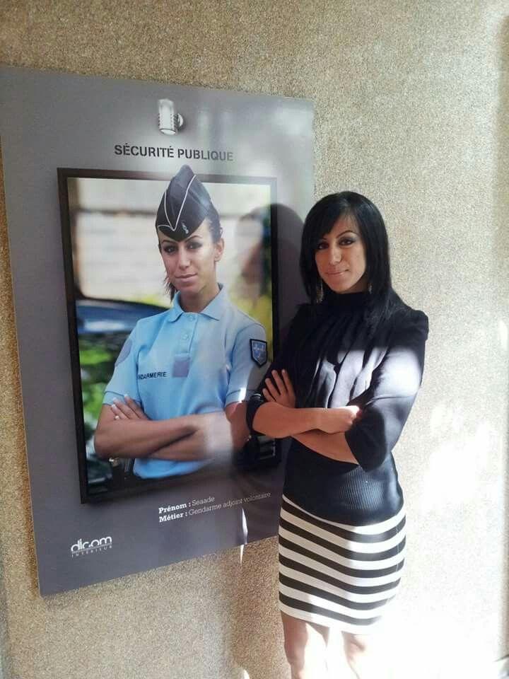 Seaade Gendarme FRANCE Gendarme et France