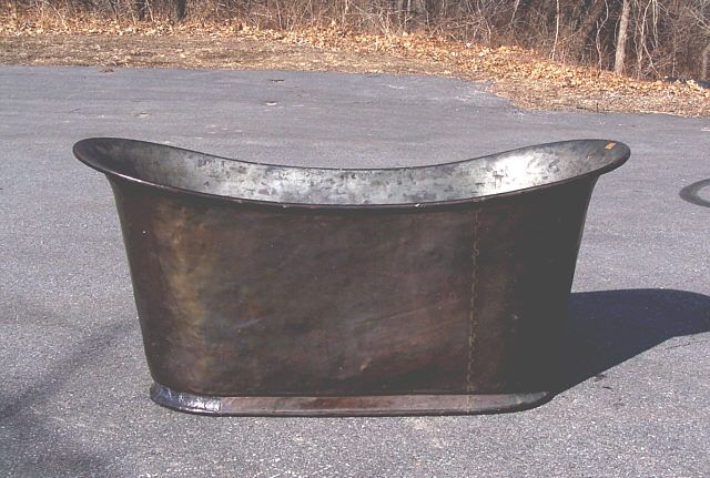 How To Make Galvanized Steel Bathtubs