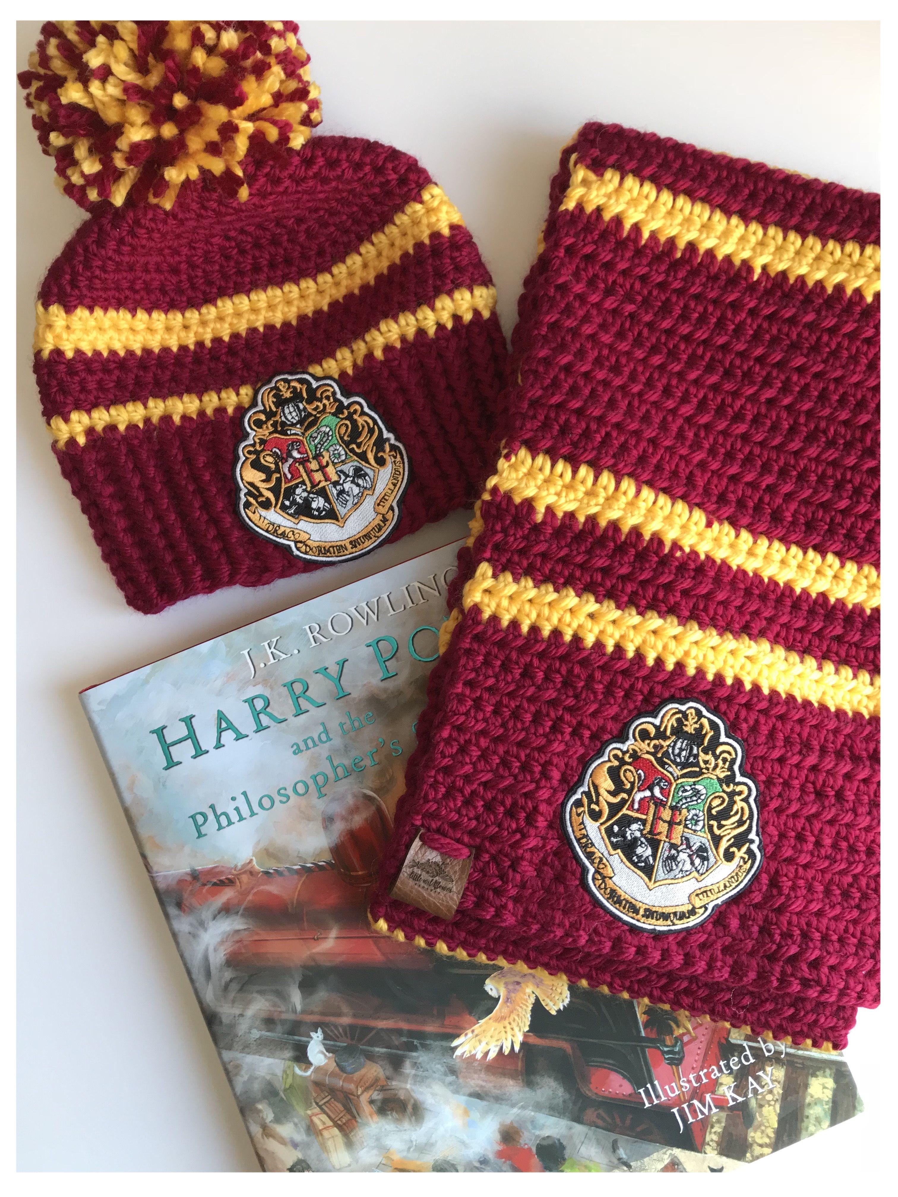Harry Potter Scarf Pattern (ish) !!!! | Harry Potter Crochet Scarf ...