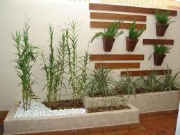 Resultado de imagem para jardins decorados com pedras e plantas