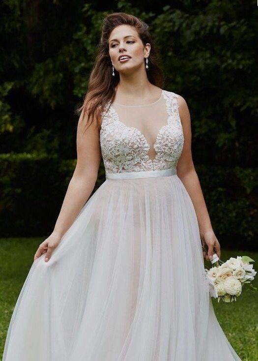 Ashley Graham Wedding.Ashley Graham Slaying In This Wedding Number Ashley