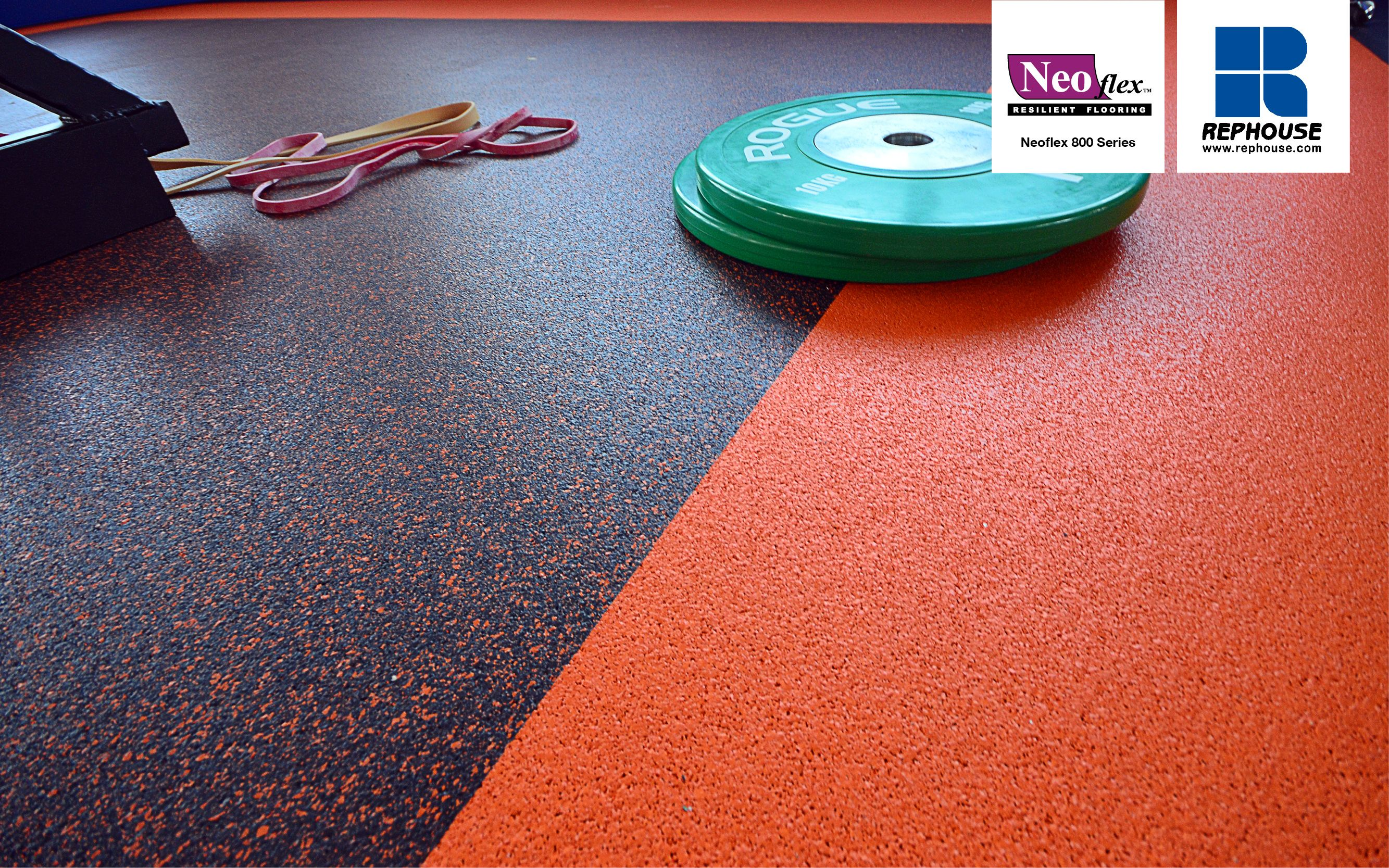 Our commercial rubber flooring is durable enough to withstand the our commercial rubber flooring is durable enough to withstand the heavy use of high traffic areas doublecrazyfo Images